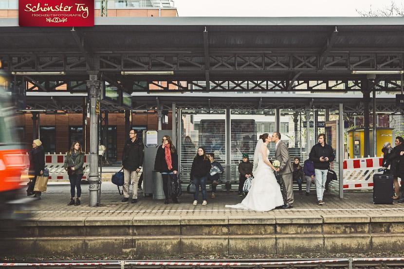 Hochzeit von Nadine & Tobias in Mainz