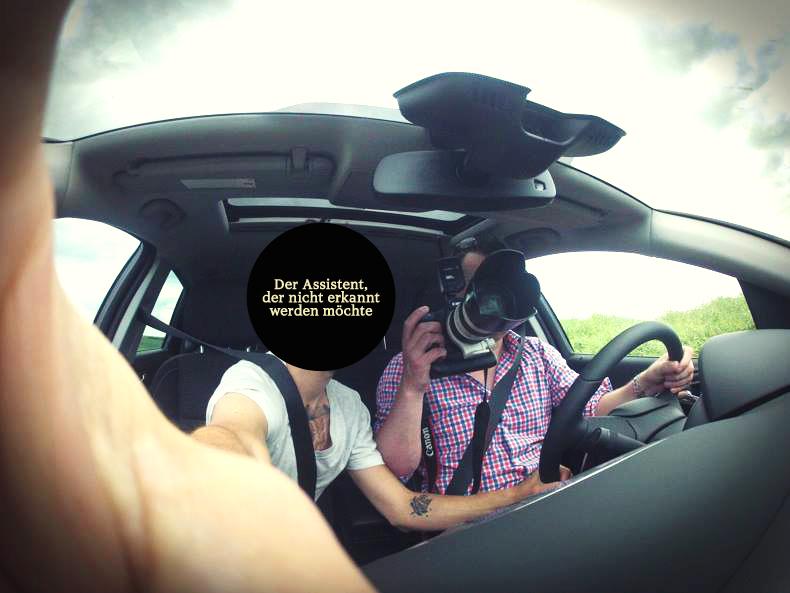 Der erste Hochzeitsfotograf mit Autopilot